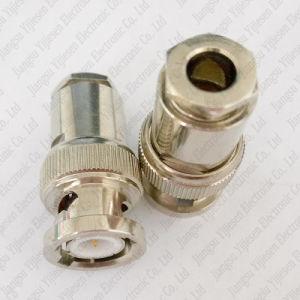 BNC Male Plug Straight Crimp RG58 RG142 RG400 RFC195 RF Coax Adapter Connector