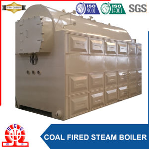 Economic and Durable 1-20ton Chain Grate Coal Fired Steam Boiler pictures & photos
