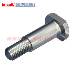 Stainless Steel Auto Parts Clevis with Male Thread pictures & photos
