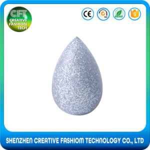 Private Label Cosmetic Foundation 3D Glitter Silicone Gel Makeup Sponge pictures & photos