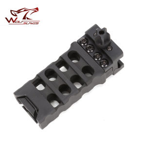Tactical Vtac Aluminum Light Weight Qd Combat Foregrip for Rifle pictures & photos