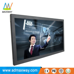 15.6 Inch Touch Screen LCD Monitor with USB HDMI DVI VGA Input (MW-151MBT) pictures & photos