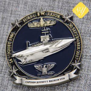 Wholesale Best Quality Custom Masonic Award Metal Medal