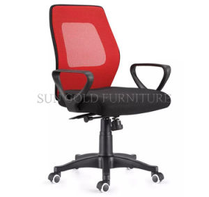 Foshan Office Chair Factory Fabric Staff Chair Computer Chair (SZ-OC021) pictures & photos