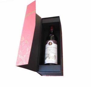 Luxury Paper Wine Packaging Cardboard Gift Box