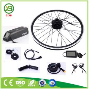 Czjb Front Electric Bicycle Wheel Motor Conversion Kit with Battery
