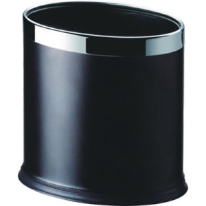 Customized Design Hotel Waste Bin Round Shape Rubbish Can pictures & photos