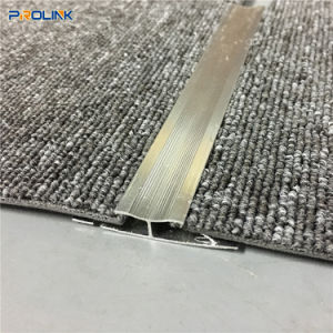 Ceramic Tile to Carpet Transition Strip