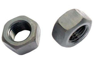 Carbon Steel Hex Nuts for DIN555 pictures & photos