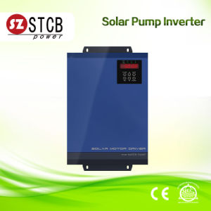 7.5kw Solar Pump Inverter with MPPT Support Max 12000W Solar Panel