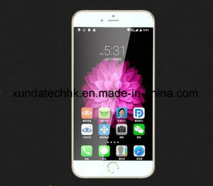 China 3G Mobile Phone Quad Core Mtk Chips 5.5 Inch 6s