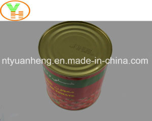 Canned Tomato Paste High Quality OEM Canned Food pictures & photos