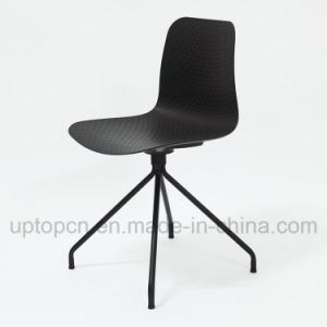 Wholesale Plastic Chair in Various Color with Iron Leg (SP-UC526) pictures & photos