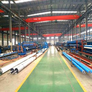 HDPE/Nylon Fishing Net Making Machine pictures & photos