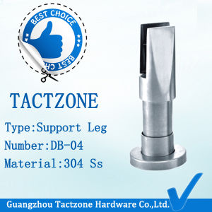 Guangzhou Supplier Toilet Cubicle Partition Hardware Adjustable Leg pictures & photos