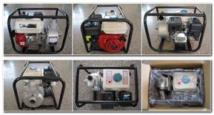 Gasoline Water Pump Wp20c High Pressure pictures & photos