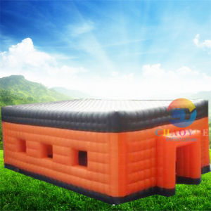 Inflatable Building Air Tent, Inflatable Cube Tent for Outdoor Event Party pictures & photos