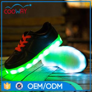 Unique OEM Customize LED Shoes Light Shoes for Men