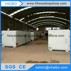 Timber Drying Machine with Electric Generator and High Speed From Haibo