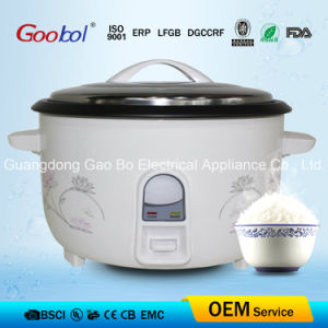 Big Rice Cooker with Cook & Warm Function pictures & photos