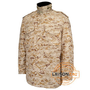 Military Jacket M65 with Superior Quality T/C or N/C Military ISO Standard pictures & photos