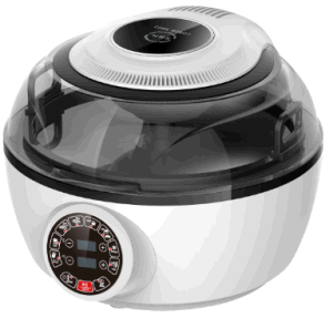 Oil Free Electric Multi Function Digital L Air Fryer pictures & photos