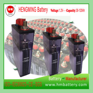 Ni-CD Industrial Battery Gnc60 for Engine Starting pictures & photos