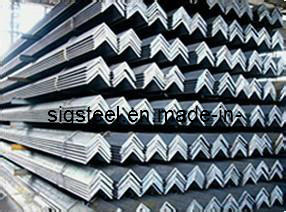 Hot-Rolled Structural Iron Angle Steel Bar
