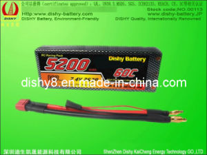 Lipo RC Model Battery/ 7.4V 5600mAh 60c Remote-Controlled Model Battery