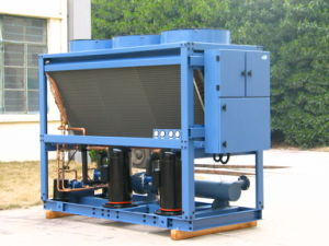 Evaporative Condensor for Cold Room Storage Condensing Unit pictures & photos