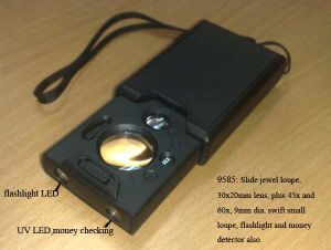 Jewel Loupe with LED Light