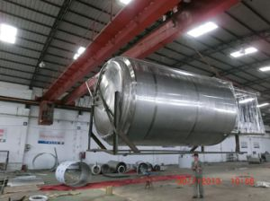 Stainless Steel Brite Tank 50BBL (MTB)