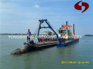 Hydraulic Cutter Suction Dredge