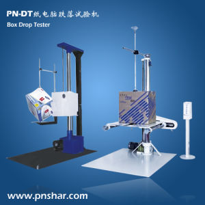 Corrugated Cardboard Box Packaging Drop Impact Test Equipment pictures & photos