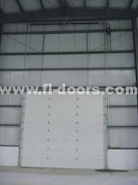 Industrial Automatic Upright Lifting Door (High Position Installation)