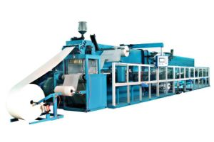 Full-Automatic Under Pad Machine (RL-HLD-100) pictures & photos