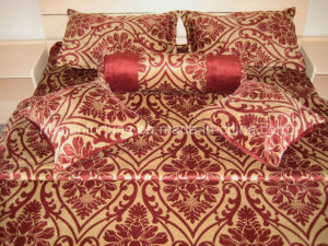 Super Soft/ Coral Fleece Bedding 7 PCS Set (BBED0801)