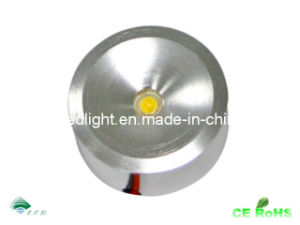 LED Recessed Ceiling Light (VS-301A-C1W-W)