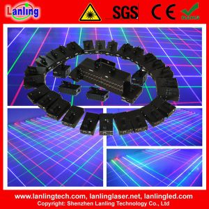 32 Heads RGB Disco Laser Net (LN5460) pictures & photos