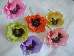 China real silk poppy flowers china silk poppies real silk poppy flowers mightylinksfo