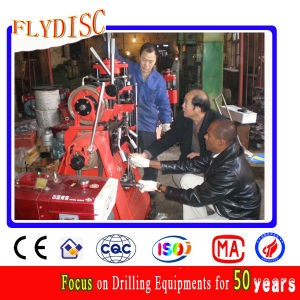 Small Compact Drilling Rig for 200m (HGY-200)