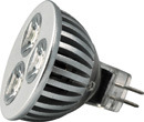 LED Lamp (MR16-3X1W 12V)