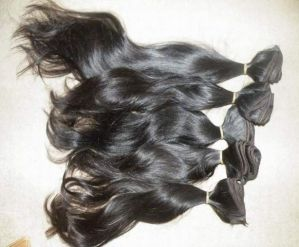 20 Inch Virgin Remy Indian Remy Hair Weft