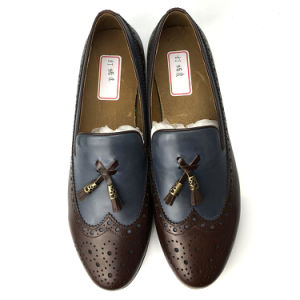 21b85c1b1a7 China Long History Classical Design Customized Men Leather Loafer ...