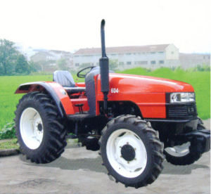 Tractor 60 Hp 4wd (DF604)