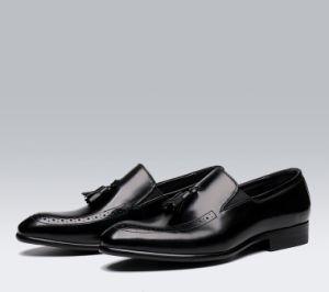 China Mens Loafer Original Leather Men