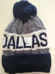 54f869f97b8b4 Team USA Dallas Classic Men′s Warm Winter Hats Thick Knit Cuff Beanie Cap