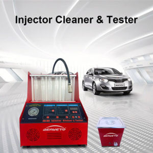 China Fuel Injector Tester Cleaner, Fuel Injector Tester