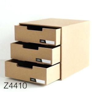 Board Diy Desktop Drawer Storage Box