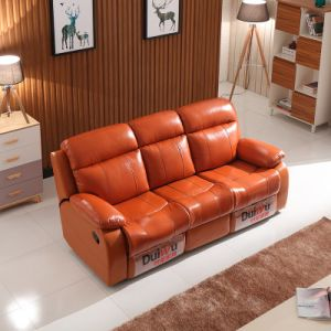 China American Style Leather Sofa Couch
